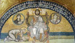 Mosaïque Sainte Sophie
